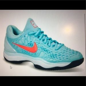 Nike Air zoom Cage 3 tennis shoes